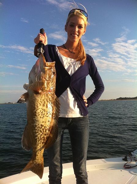 Pensacola Bay Grouper